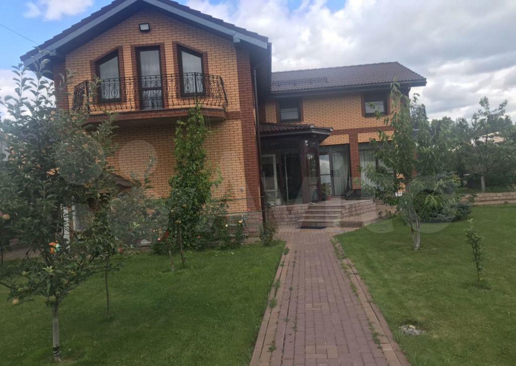 Продажа дома деревня Марьино, цена 43000000 рублей, 2021 год объявление №665409 на megabaz.ru