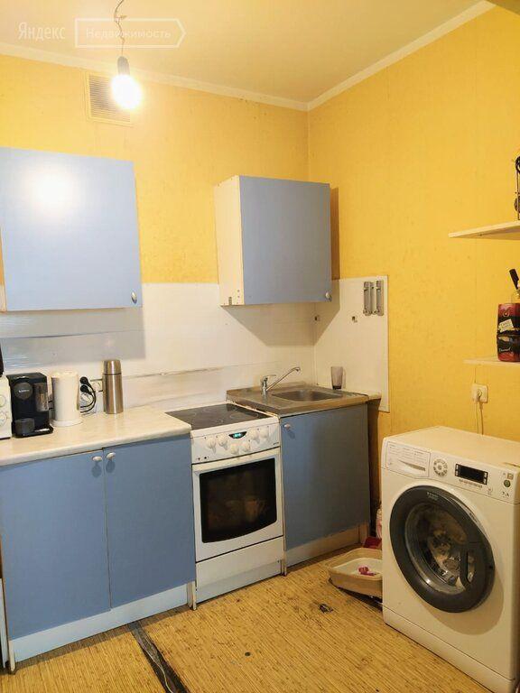 Продажа однокомнатной квартиры Дзержинский, Угрешская улица 32, цена 8500000 рублей, 2021 год объявление №665475 на megabaz.ru