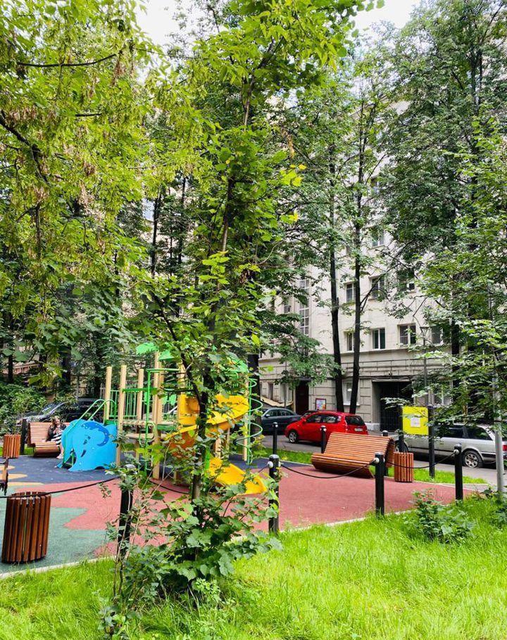 Аренда трёхкомнатной квартиры Москва, метро Сретенский бульвар, Уланский переулок 14кА, цена 120000 рублей, 2021 год объявление №1437298 на megabaz.ru
