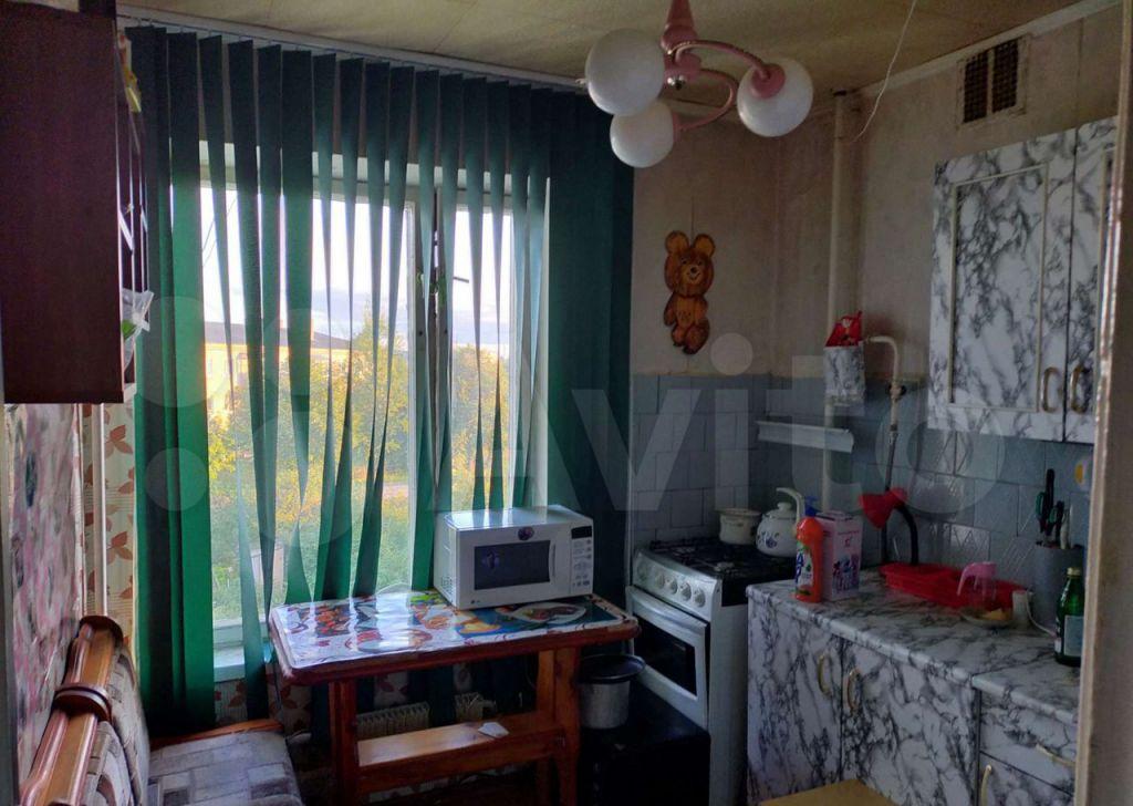 Продажа однокомнатной квартиры село Бужаниново, Полевая улица 8, цена 1750000 рублей, 2021 год объявление №685800 на megabaz.ru