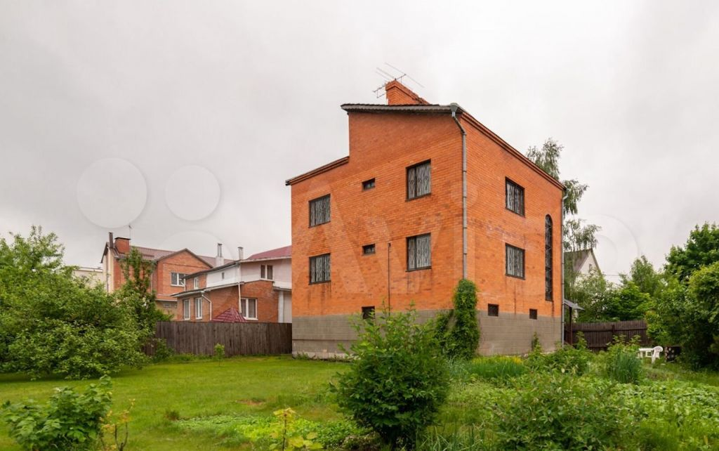 Продажа дома Подольск, Рыбный переулок, цена 16500000 рублей, 2021 год объявление №666530 на megabaz.ru