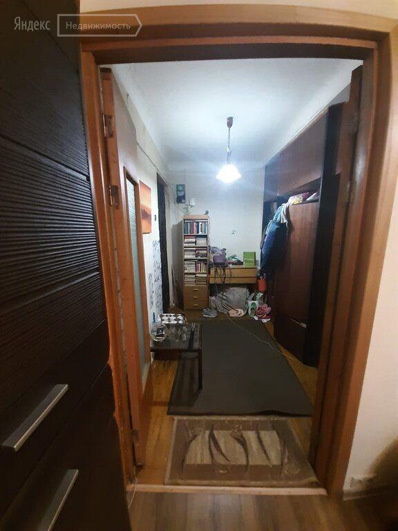 Продажа двухкомнатной квартиры Москва, метро Нагорная, Нагорная улица 13к4, цена 14650000 рублей, 2021 год объявление №666568 на megabaz.ru