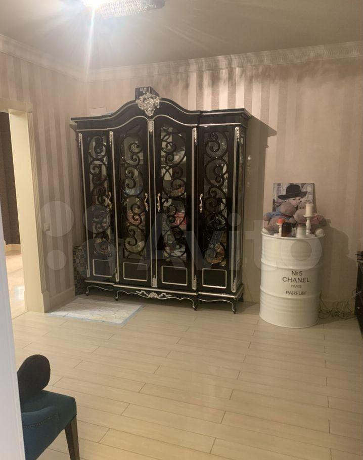 Аренда четырёхкомнатной квартиры Москва, Саратовская улица 31, цена 95000 рублей, 2021 год объявление №1438329 на megabaz.ru