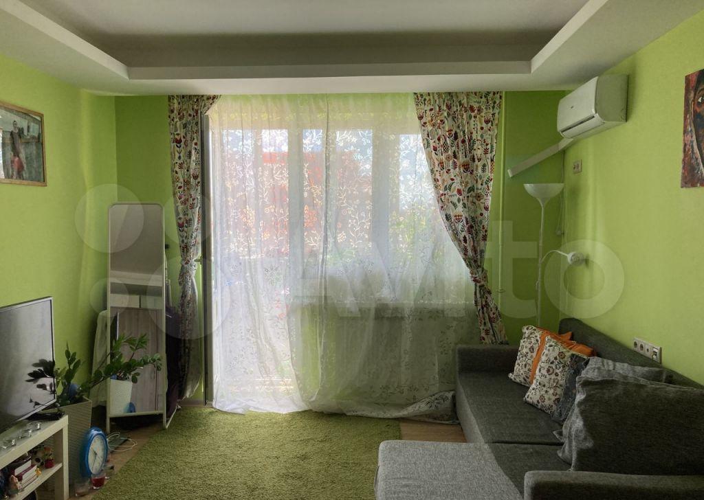 Продажа однокомнатной квартиры деревня Островцы, Баулинская улица 6, цена 4850000 рублей, 2021 год объявление №667243 на megabaz.ru