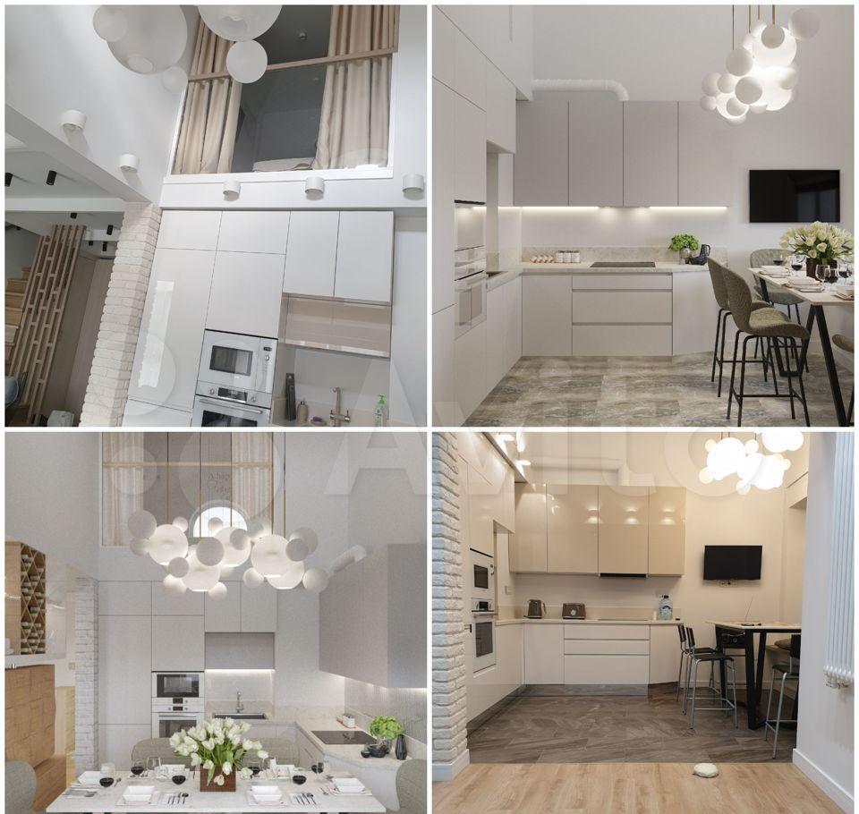 Продажа трёхкомнатной квартиры деревня Бакеево, цена 9900000 рублей, 2021 год объявление №631629 на megabaz.ru