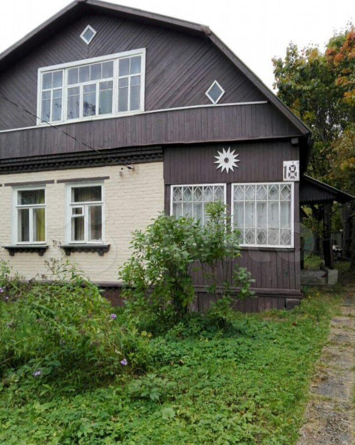 Продажа дома дачный посёлок Поварово, Краснопрудная улица 17, цена 7500000 рублей, 2021 год объявление №667187 на megabaz.ru