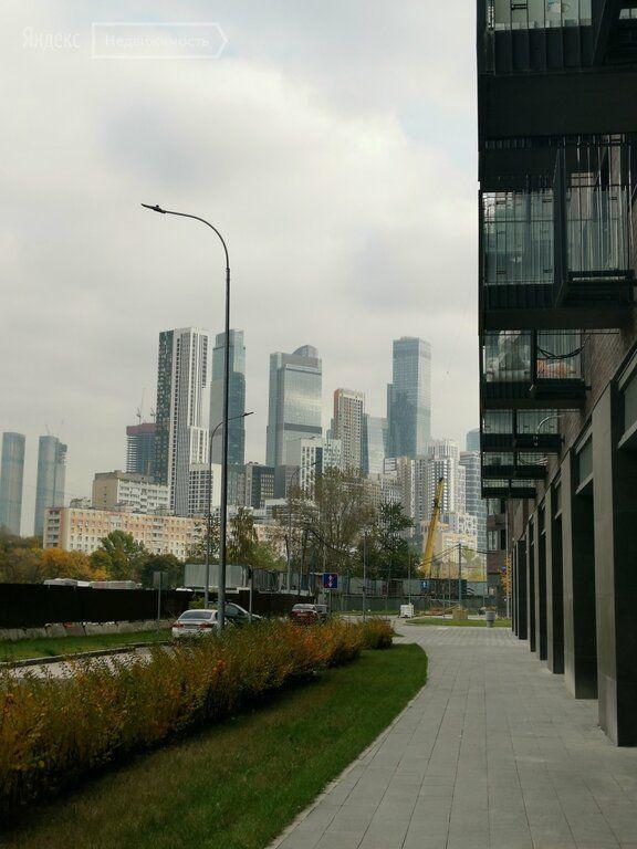 Продажа двухкомнатной квартиры Москва, метро Фили, Береговой проезд 1А, цена 24000000 рублей, 2021 год объявление №703881 на megabaz.ru