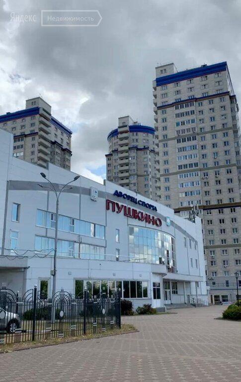 Продажа однокомнатной квартиры Пушкино, метро Бабушкинская, Набережная улица, цена 4390000 рублей, 2021 год объявление №667063 на megabaz.ru