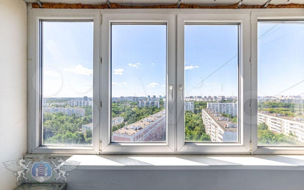 Продажа однокомнатной квартиры Москва, метро Орехово, Бирюлёвская улица 45к1, цена 8500000 рублей, 2021 год объявление №667201 на megabaz.ru