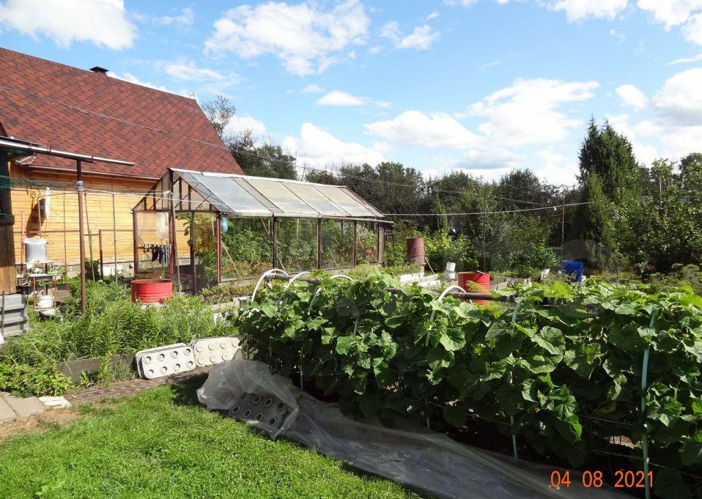 Продажа дома садовое товарищество Мичуринец, 9-я линия 5, цена 1500000 рублей, 2021 год объявление №672244 на megabaz.ru