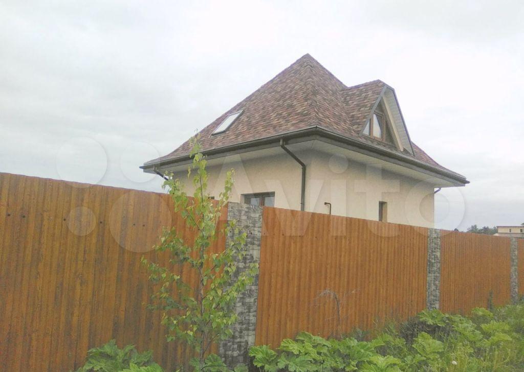 Продажа дома село Марфино, улица Роговский Мост 22, цена 8500000 рублей, 2021 год объявление №678215 на megabaz.ru