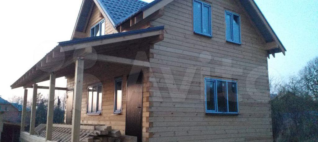 Продажа дома деревня Троице-Сельцо, Вишнёвая улица, цена 4999999 рублей, 2021 год объявление №531763 на megabaz.ru