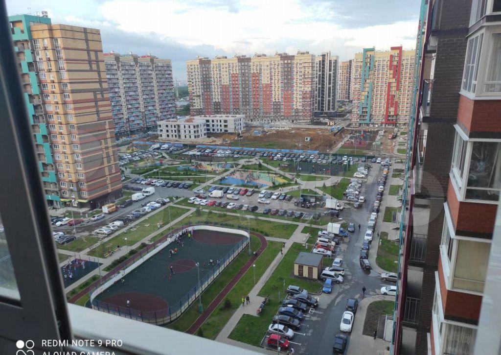 Продажа однокомнатной квартиры деревня Мисайлово, Литературный бульвар 2, цена 6900000 рублей, 2021 год объявление №668636 на megabaz.ru