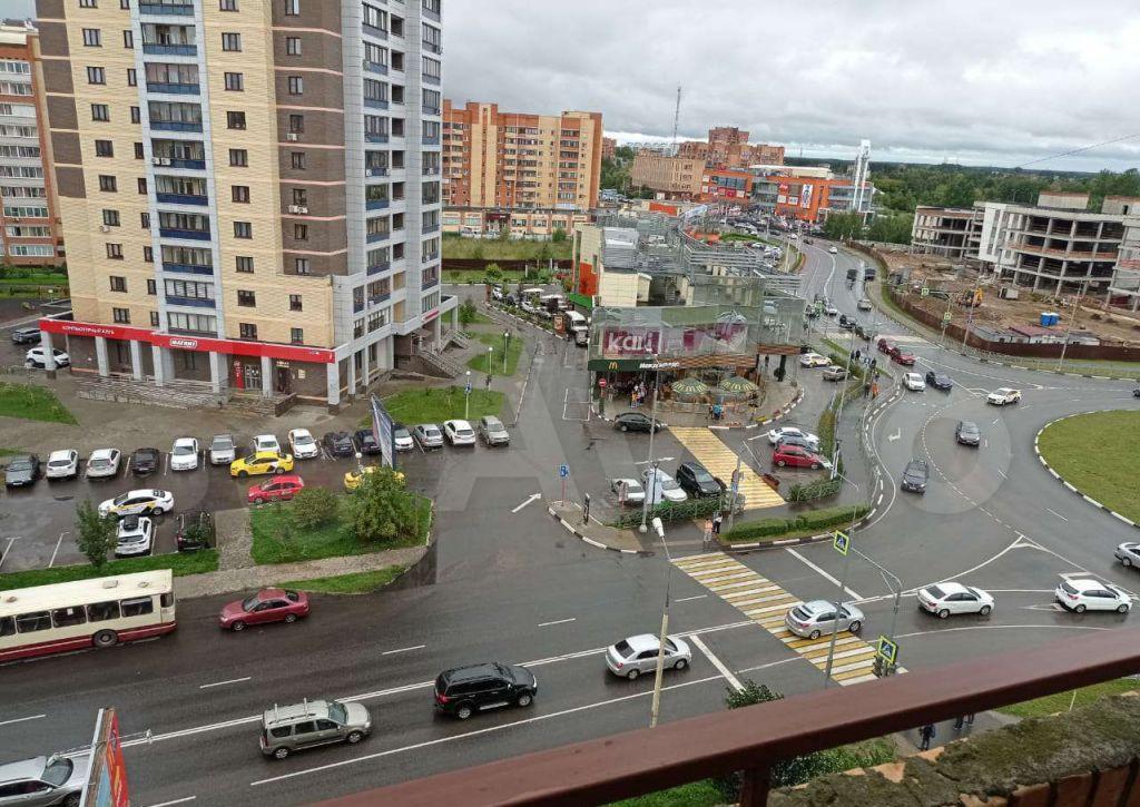 Аренда двухкомнатной квартиры Дубна, проспект Боголюбова 15, цена 18500 рублей, 2021 год объявление №1463404 на megabaz.ru