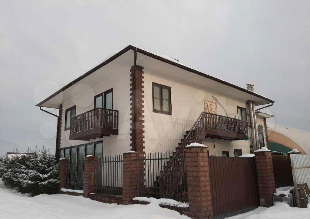 Продажа дома Талдом, Молодёжная улица 32, цена 4886200 рублей, 2021 год объявление №668374 на megabaz.ru