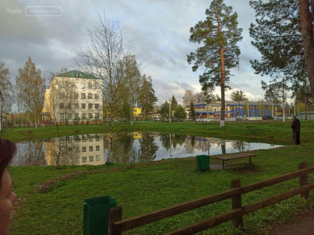 Аренда однокомнатной квартиры поселок городского типа Деденево, Московское шоссе 3В, цена 15000 рублей, 2020 год объявление №1036549 на megabaz.ru