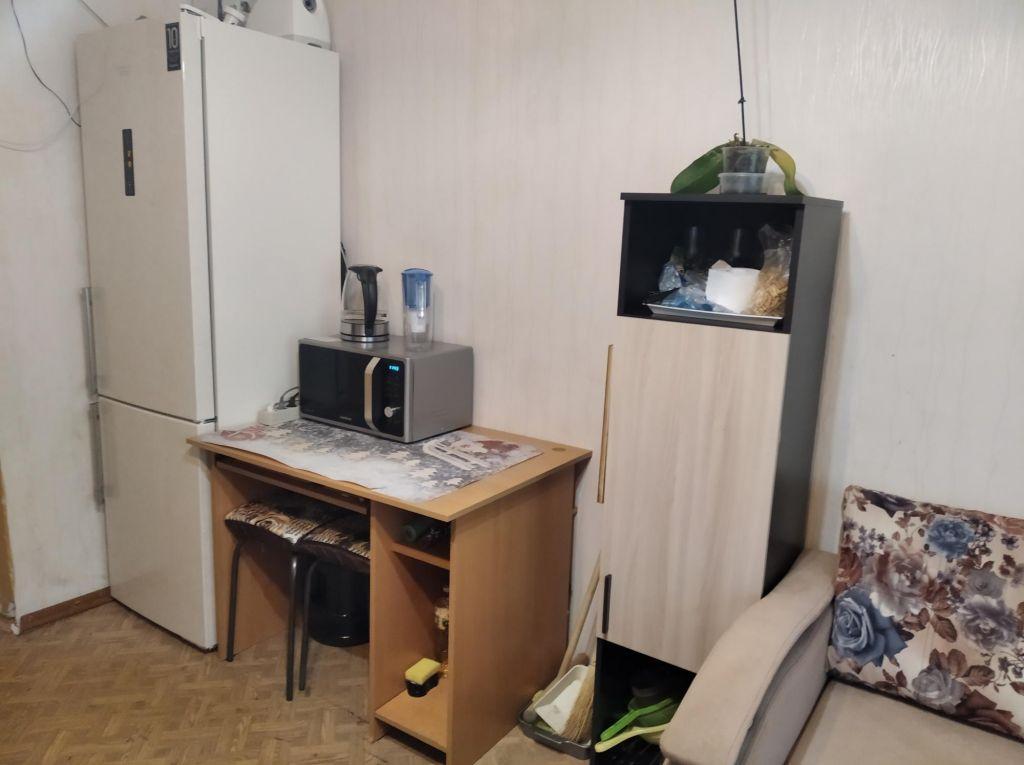 Продажа однокомнатной квартиры деревня Демихово, Заводская улица 6, цена 745000 рублей, 2021 год объявление №434977 на megabaz.ru
