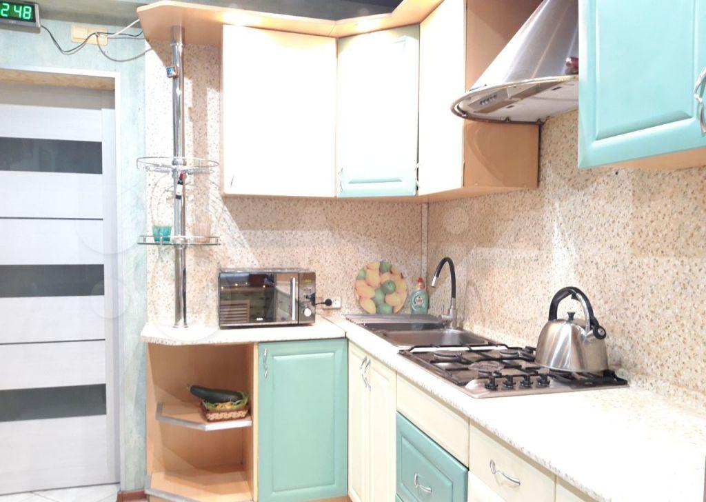 Продажа трёхкомнатной квартиры Коломна, проспект Кирова 15А, цена 6700000 рублей, 2021 год объявление №692875 на megabaz.ru