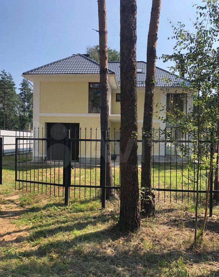 Продажа дома деревня Вялки, улица Полянка 22А, цена 19900000 рублей, 2021 год объявление №608636 на megabaz.ru