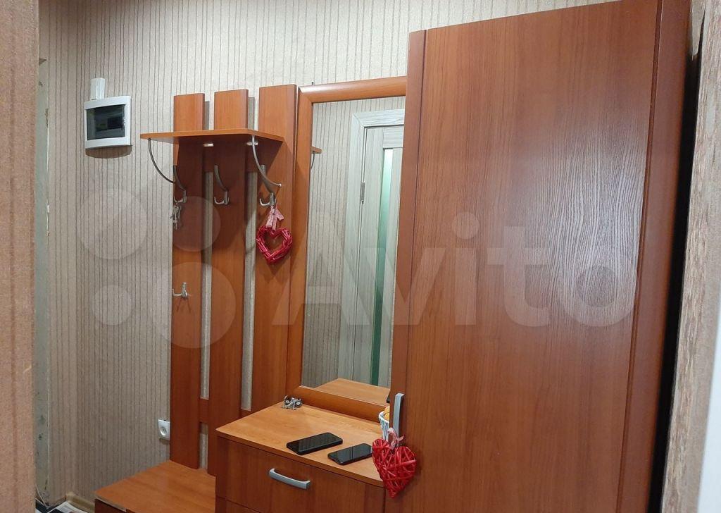 Аренда однокомнатной квартиры Краснозаводск, улица Трудовые Резервы 8, цена 13000 рублей, 2021 год объявление №1466216 на megabaz.ru