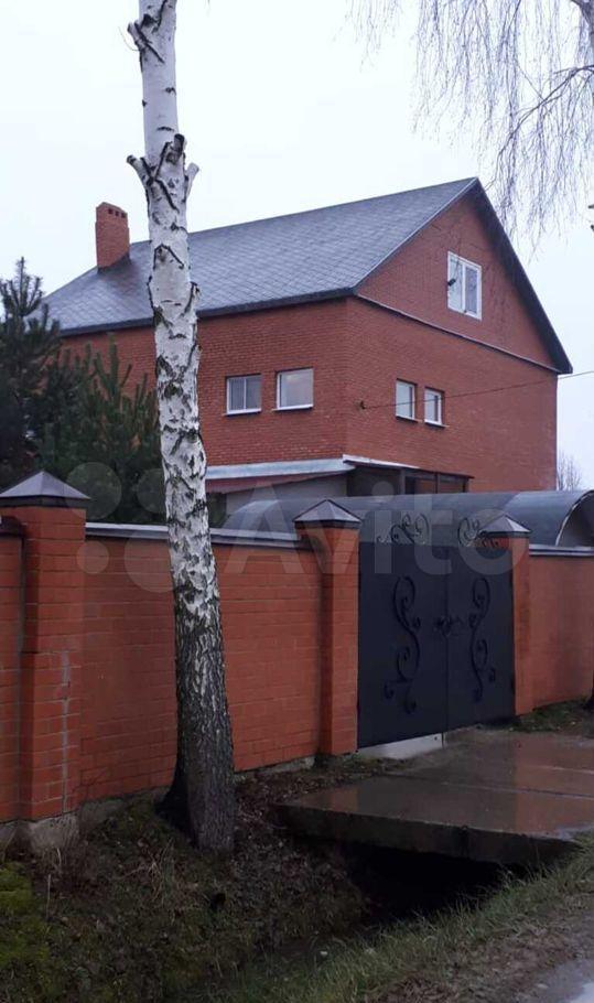 Продажа дома деревня Золотово, Полевая улица 30, цена 17500000 рублей, 2021 год объявление №670153 на megabaz.ru