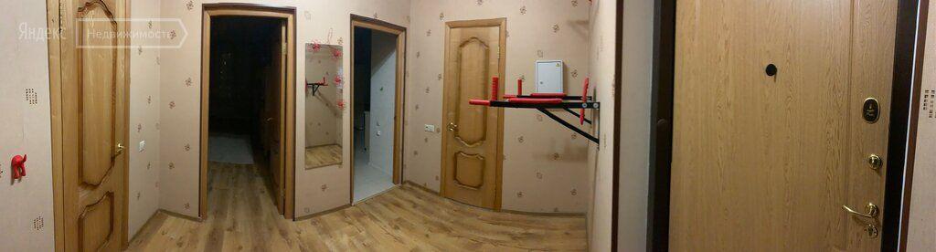 Продажа однокомнатной квартиры поселок ВНИИССОК, улица Михаила Кутузова 5А, цена 7200000 рублей, 2021 год объявление №689519 на megabaz.ru