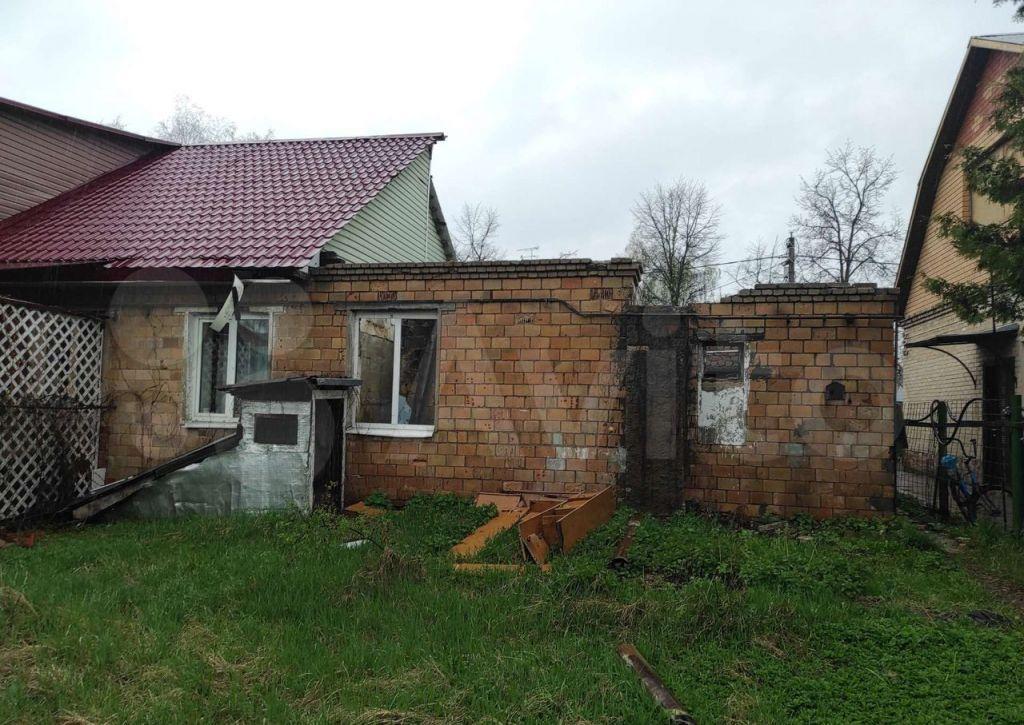 Продажа дома Старая Купавна, 2-я улица Разина 11, цена 3000000 рублей, 2021 год объявление №706672 на megabaz.ru