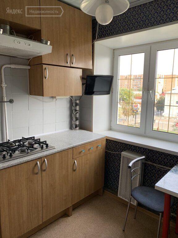 Продажа двухкомнатной квартиры Егорьевск, Советская улица 154/15, цена 2600000 рублей, 2021 год объявление №690095 на megabaz.ru