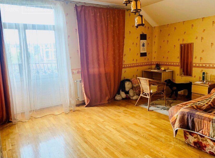 Продажа дома деревня Грибки, Полевая улица 5, цена 56500000 рублей, 2021 год объявление №670545 на megabaz.ru