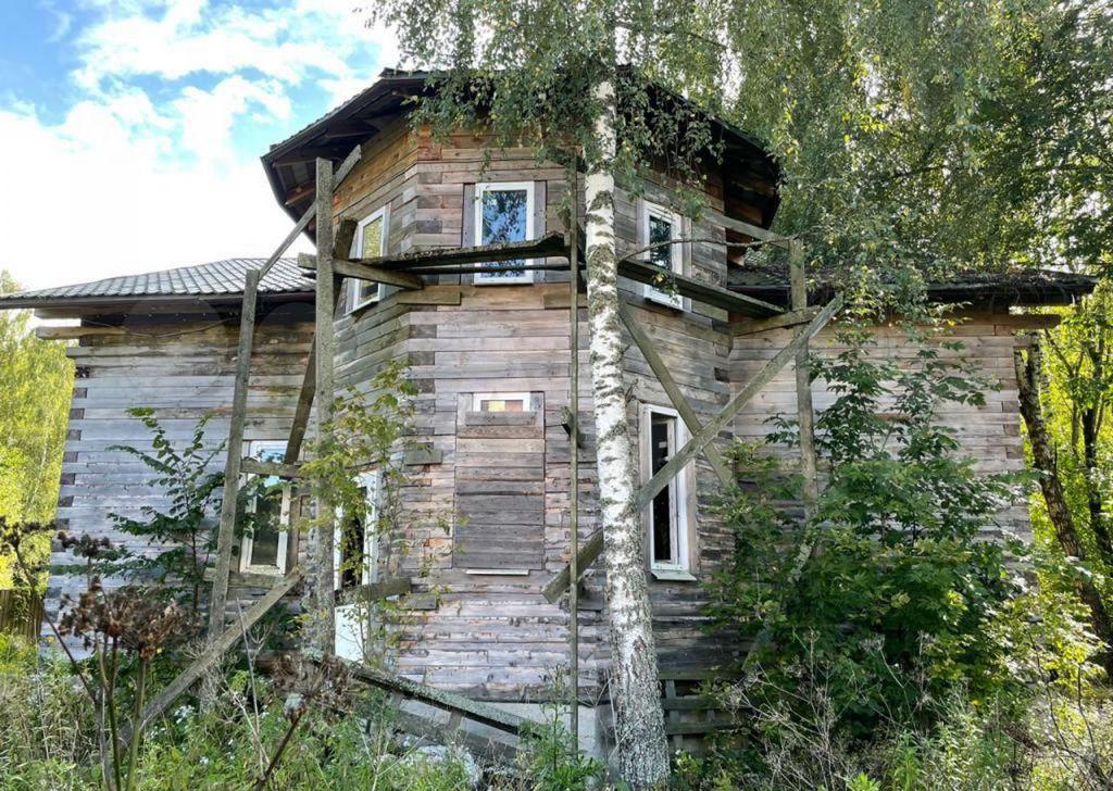 Продажа дома дачный посёлок Ашукино, Железнодорожная улица, цена 3800000 рублей, 2021 год объявление №692458 на megabaz.ru