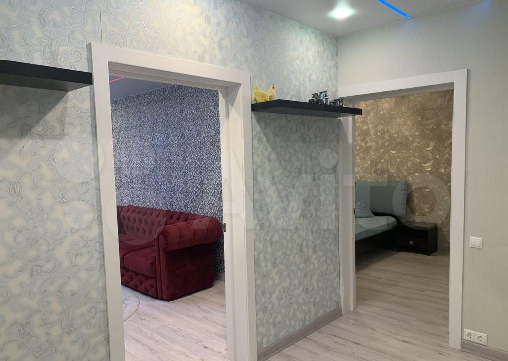 Аренда двухкомнатной квартиры Краснознаменск, улица Победы 32, цена 25000 рублей, 2021 год объявление №1442906 на megabaz.ru