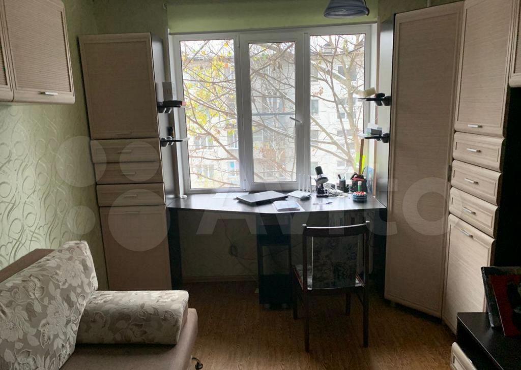 Аренда двухкомнатной квартиры Краснознаменск, Парковая улица 8, цена 24000 рублей, 2021 год объявление №1442935 на megabaz.ru