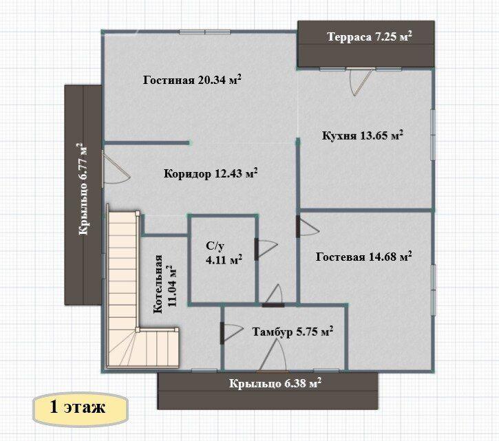 Продажа дома деревня Митькино, цена 12880000 рублей, 2021 год объявление №671070 на megabaz.ru