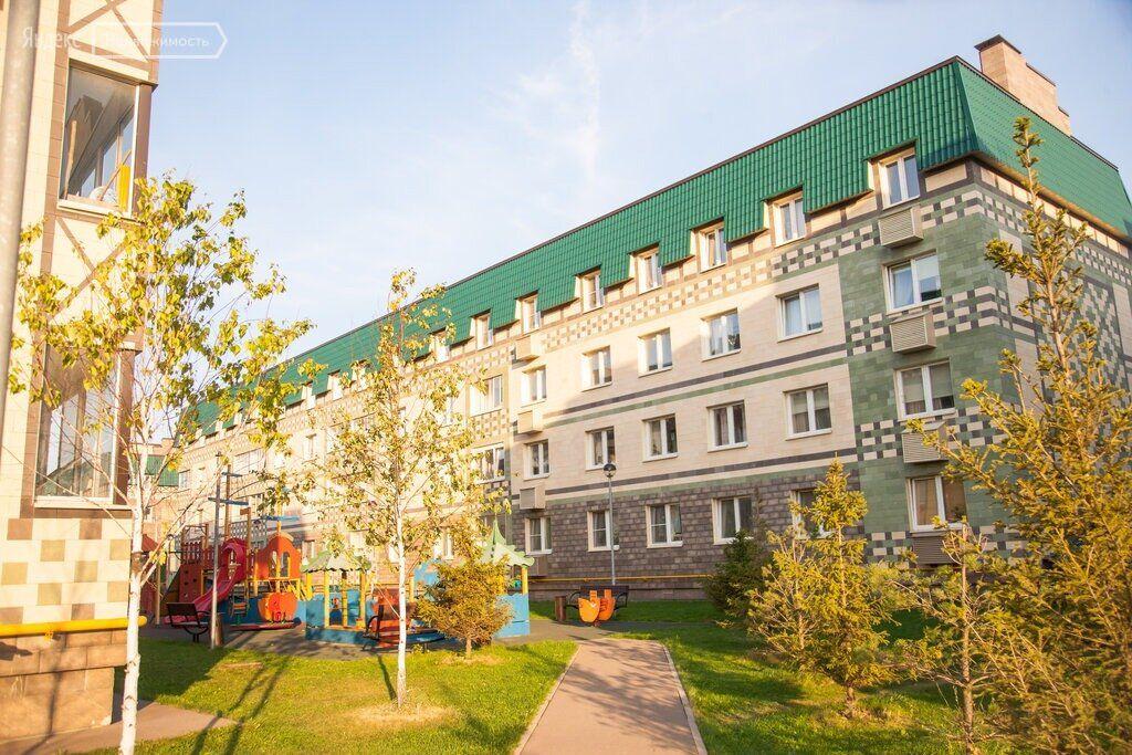 Продажа двухкомнатной квартиры деревня Солманово, Елисейская улица 25, цена 7900000 рублей, 2021 год объявление №670955 на megabaz.ru
