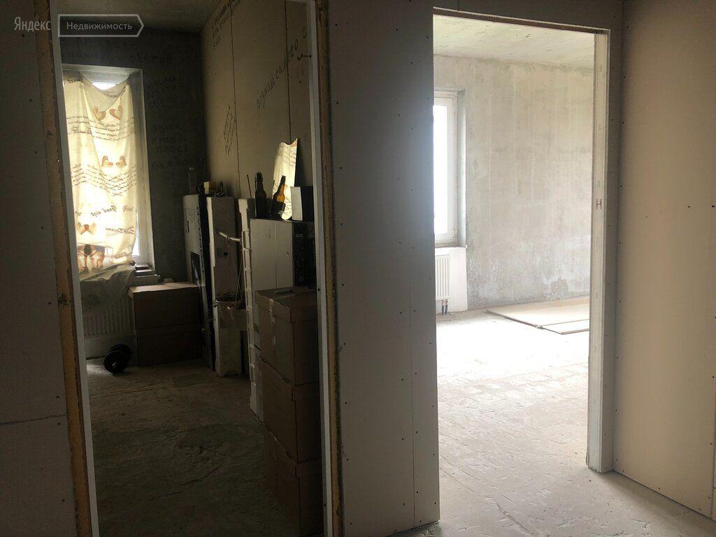 Продажа двухкомнатной квартиры деревня Красный Поселок, улица Фадеева 17, цена 7050000 рублей, 2021 год объявление №671675 на megabaz.ru
