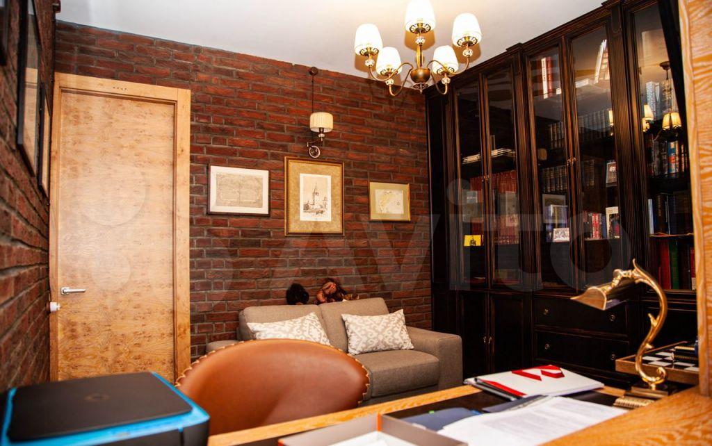Продажа пятикомнатной квартиры Москва, Мичуринский проспект 26, цена 77500000 рублей, 2021 год объявление №707462 на megabaz.ru