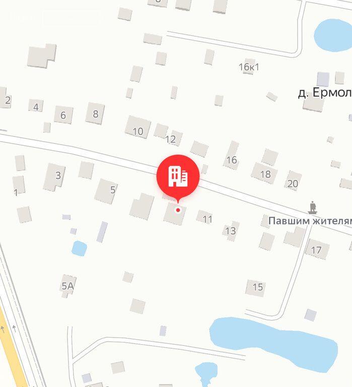 Продажа дома поселок опытного хозяйства Ермолино, Трудовая улица 9, цена 1400000 рублей, 2021 год объявление №671588 на megabaz.ru