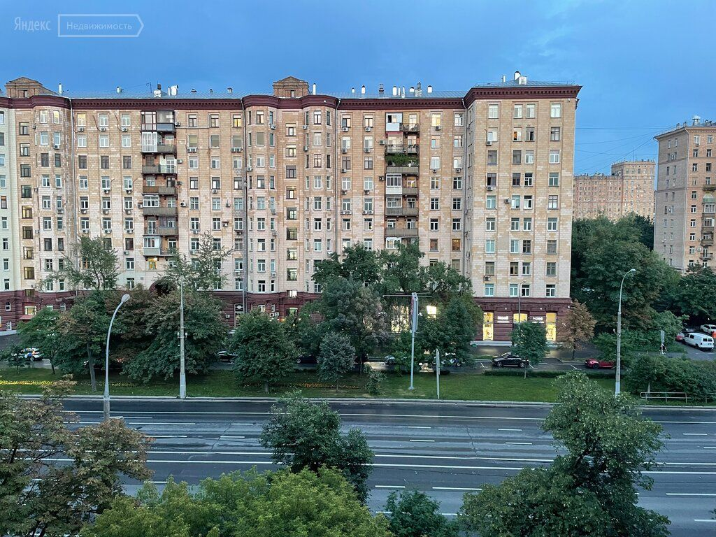 Продажа трёхкомнатной квартиры Москва, метро Фрунзенская, Комсомольский проспект 40, цена 29000000 рублей, 2021 год объявление №671540 на megabaz.ru