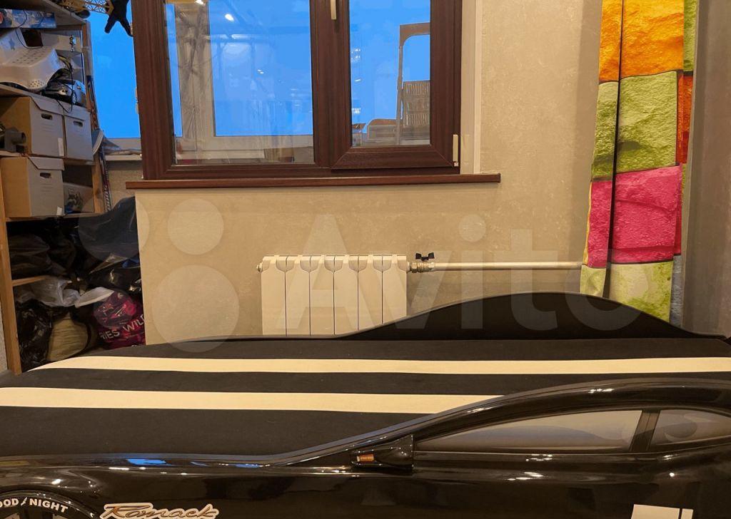 Продажа двухкомнатной квартиры Москва, метро Крестьянская застава, Марксистская улица 5, цена 18000000 рублей, 2021 год объявление №695722 на megabaz.ru