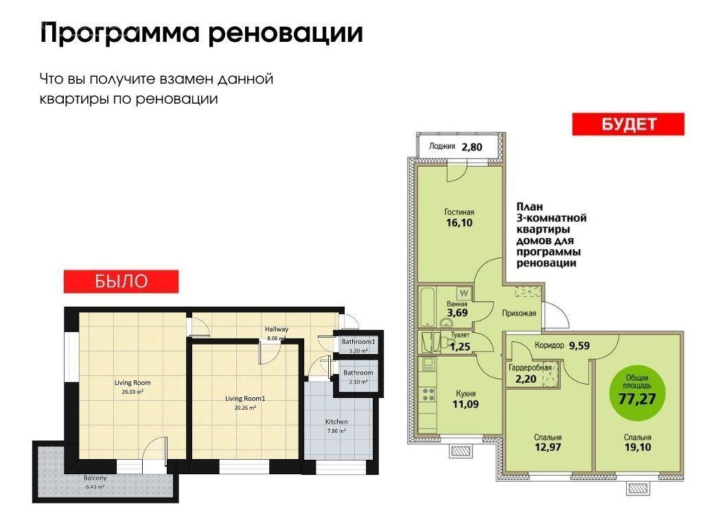 Продажа двухкомнатной квартиры Москва, метро Красносельская, Русаковская улица 8, цена 17000000 рублей, 2021 год объявление №672044 на megabaz.ru