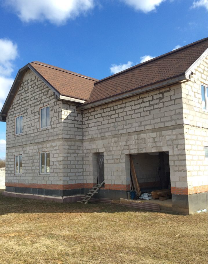 Продажа дома деревня Васькино, Весенняя улица 6, цена 9800000 рублей, 2021 год объявление №654623 на megabaz.ru
