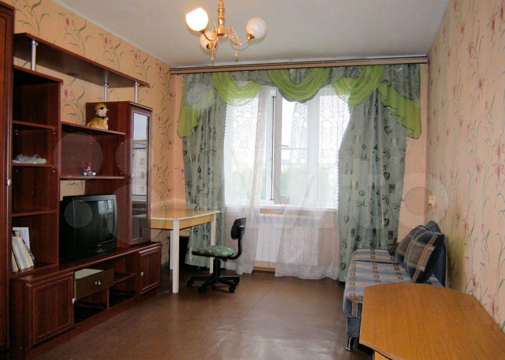 Аренда однокомнатной квартиры Пересвет, улица Строителей 11А, цена 11000 рублей, 2021 год объявление №1456251 на megabaz.ru