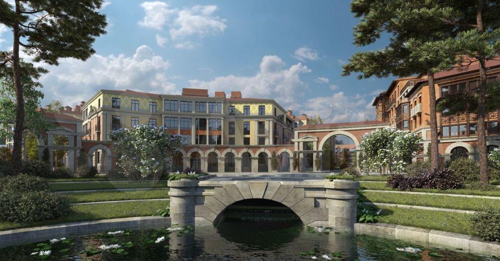 Продажа однокомнатной квартиры село Николо-Урюпино, цена 3000000 рублей, 2021 год объявление №672055 на megabaz.ru
