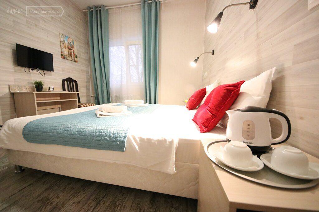 Продажа однокомнатной квартиры Лобня, Железнодорожная улица 14Б, цена 1990000 рублей, 2021 год объявление №691320 на megabaz.ru
