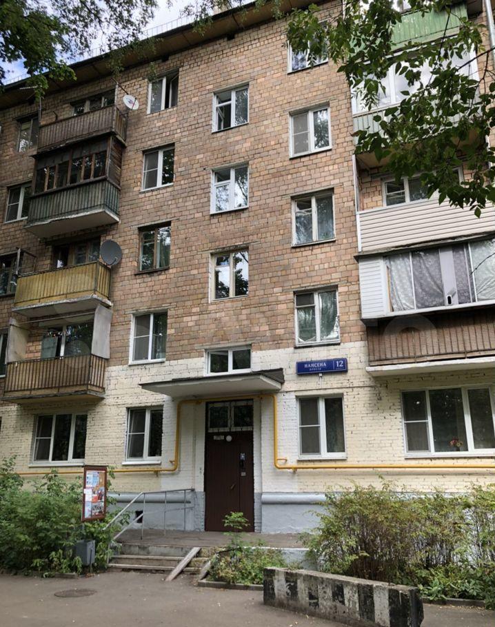 Продажа двухкомнатной квартиры Москва, метро Свиблово, проезд Нансена 12к2, цена 12200000 рублей, 2021 год объявление №672003 на megabaz.ru