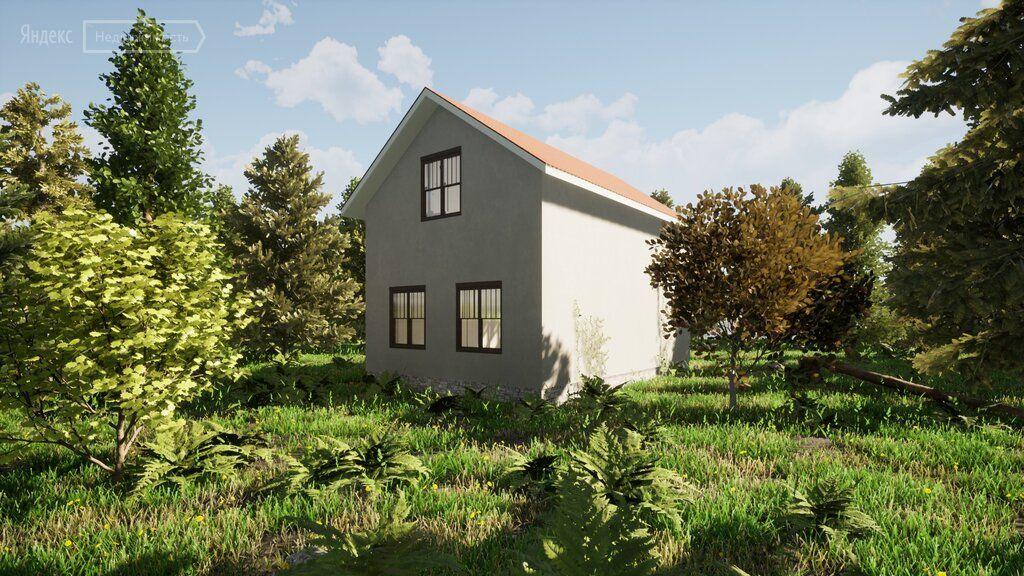 Продажа дома поселок опытного хозяйства Ермолино, улица Полянка, цена 5390000 рублей, 2021 год объявление №672448 на megabaz.ru