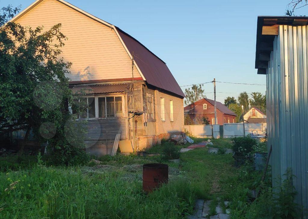 Продажа дома село Конобеево, Садовая улица 45, цена 5500000 рублей, 2021 год объявление №652850 на megabaz.ru
