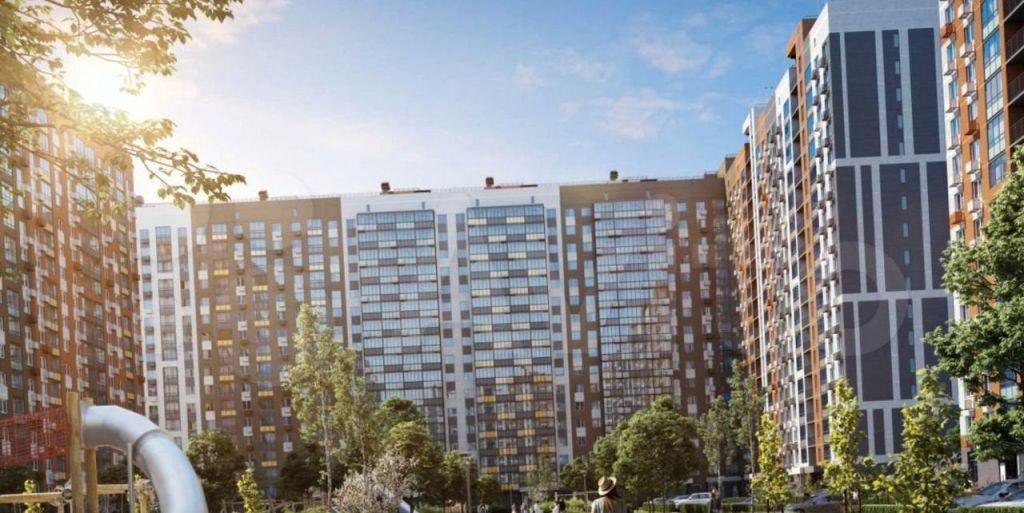 Продажа однокомнатной квартиры деревня Мисайлово, цена 4299000 рублей, 2021 год объявление №673000 на megabaz.ru