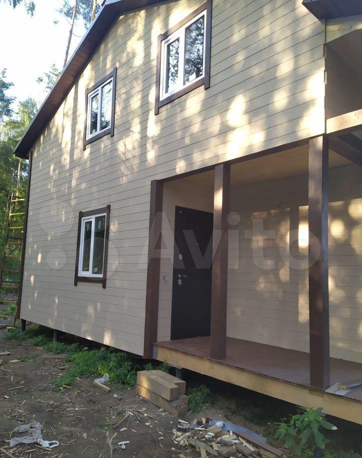 Продажа дома деревня Борисовка, цена 4250000 рублей, 2021 год объявление №673714 на megabaz.ru
