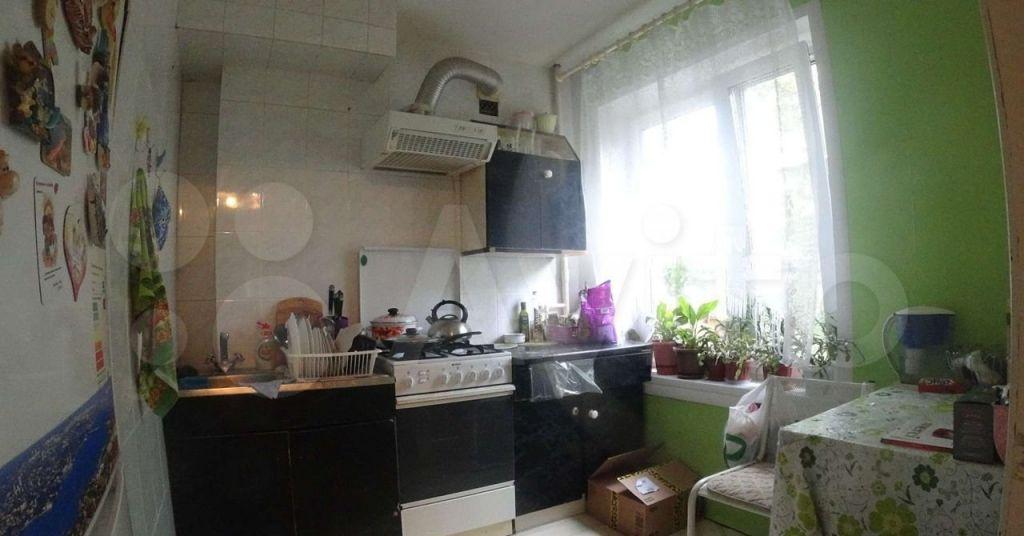 Продажа двухкомнатной квартиры посёлок Дубовая Роща, Новая улица 3, цена 4950000 рублей, 2021 год объявление №650838 на megabaz.ru